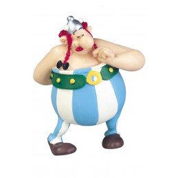 ASTERIX - OBELIX IN LOVE PVC FIGURE MINI STATUE