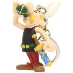 PLASTOY ASTERIX - ASTERIX MAGIC POTION KEYRING PORTACHIAVI PVC FIGURE