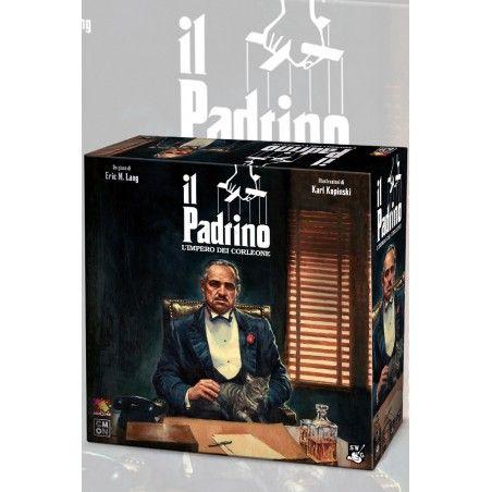IL PADRINO - L'IMPERO DEI CORLEONE GIOCO DA TAVOLO ITALIANO