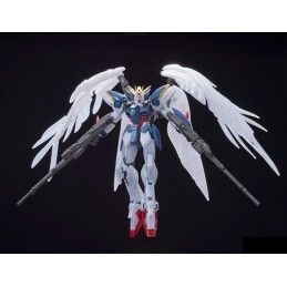 BANDAI REAL GRADE RG WING GUNDAM ZERO EW PEARL GLOSS 1/144 MODEL KIT FIGURE