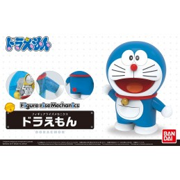 BANDAI DORAEMON RISE MECHANICS - DORAEMON MODEL KIT ACTION FIGURE