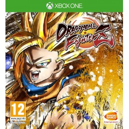 DRAGON BALL FIGHTER Z XBOX ONE NUOVO ITALIANO