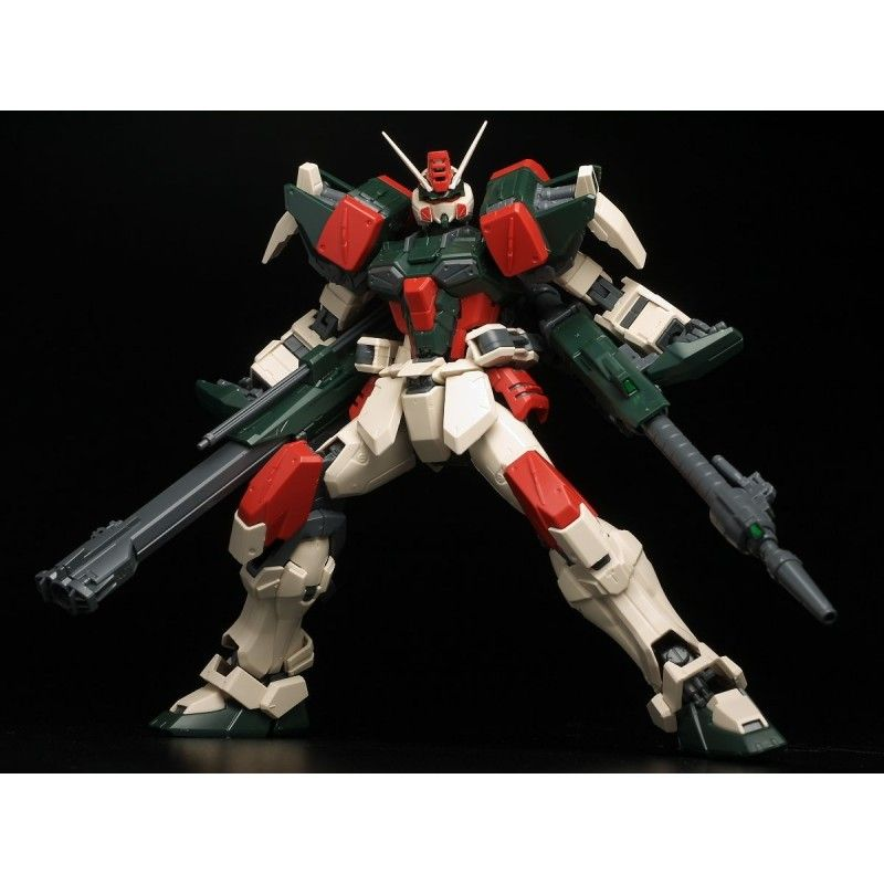 BANDAI MASTER GRADE MG GAT-X103 BUSTER GUNDAM 1/100 MODEL KIT FIGURE