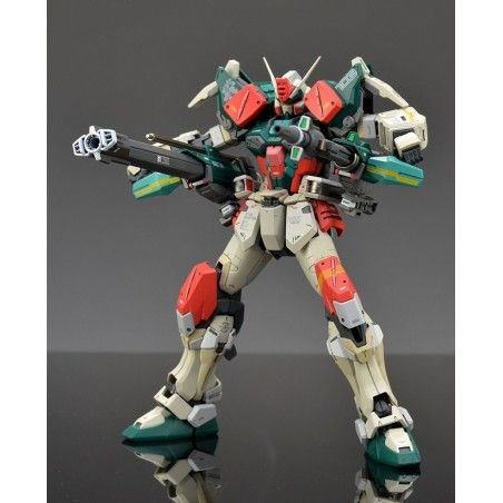 MASTER GRADE MG GAT-X103 BUSTER GUNDAM 1/100 MODEL KIT FIGURE