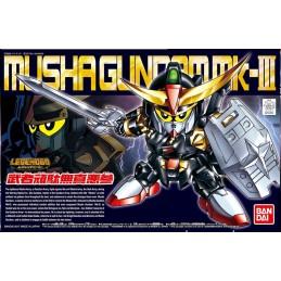 LEGEND BB MUSHA GUNDAM MK-III 8CM MODEL KIT ACTION FIGURE