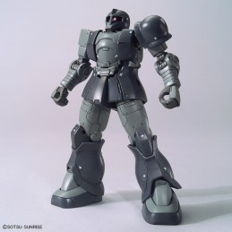 HIGH GRADE HG GUNDAM THE ORIGIN ZAKU KYCILIA FORCES 1/144 MODEL KIT FIGURE