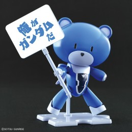 HIGH GRADE PETIT'GGUY SETSUNA BLUE/PLACARD 1/144 MODEL KIT ACTION FIGURE