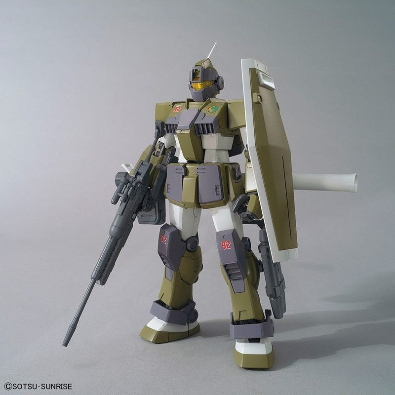 MASTER GRADE MG GUNDAM GM SNIPER CUSTOM RGM-79SC 1/100 MODEL KIT
