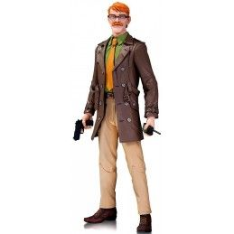 DC COMICS DESIGNERS SERIES GREG CAPULLO BATMAN GORDON ACTION FIGURE