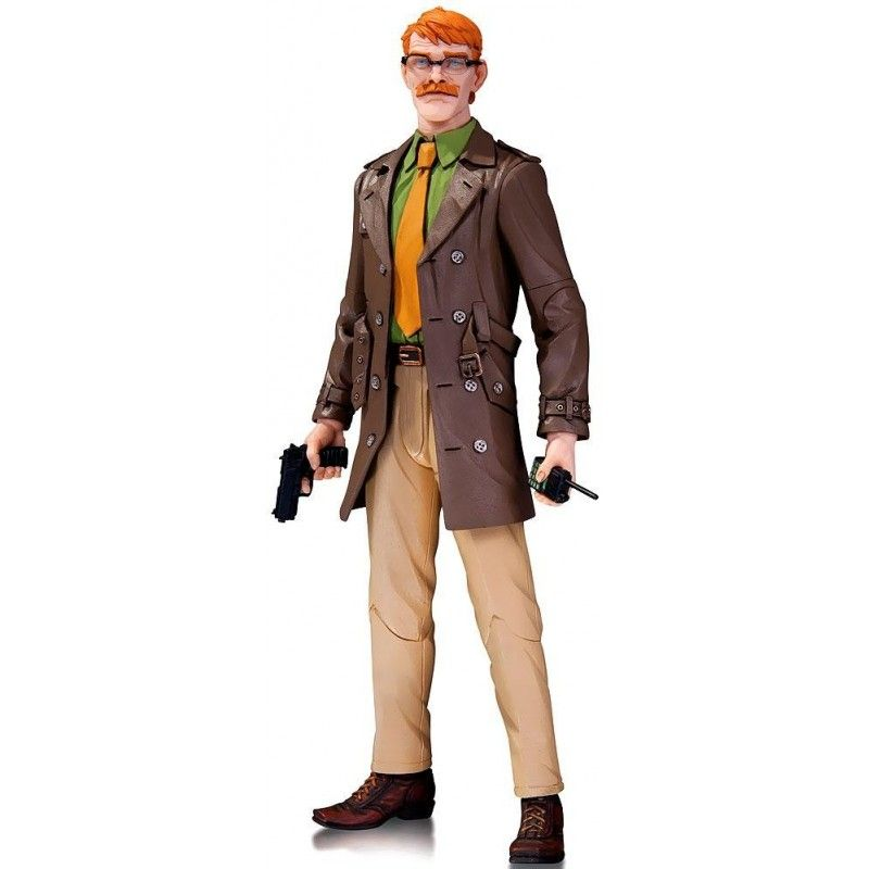 DC COLLECTIBLES DC COMICS DESIGNERS SERIES GREG CAPULLO BATMAN GORDON ACTION FIGURE
