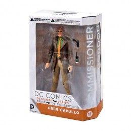 DC COLLECTIBLES DC COMICS DESIGNERS SERIES GREG CAPULLO BATMAN GORDON ACTION FIGURE
