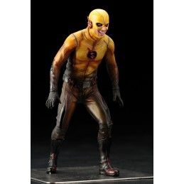 KOTOBUKIYA THE FLASH TV - REVERSE FLASH ARTFX+ STATUE FIGURE