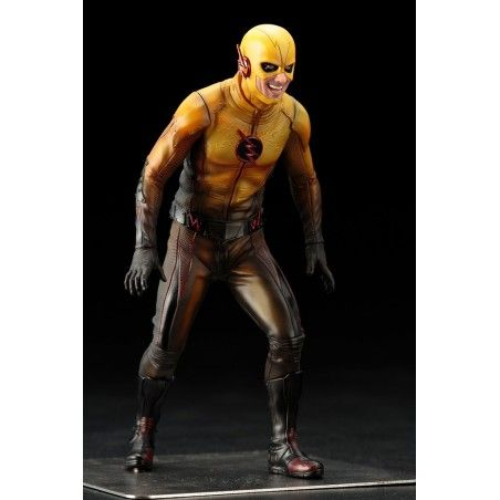 THE FLASH TV - REVERSE FLASH ARTFX+ STATUE FIGURE