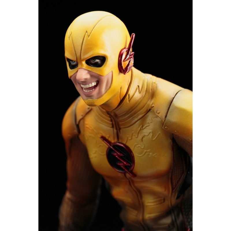 THE FLASH TV - REVERSE FLASH ARTFX+ STATUE FIGURE KOTOBUKIYA
