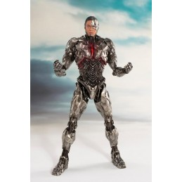 JUSTICE LEAGUE MOVIE CYBORG ARTFX+ STATUE FIGURE