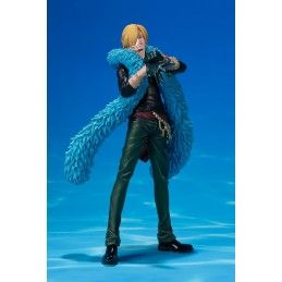 ONE PIECE 20TH ANNIVERSARY DIORAMA - SANJI FIGUARTS ZERO ACTION FIGURE