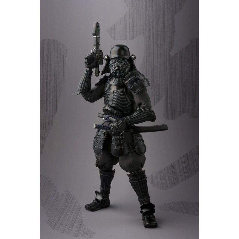 BANDAI STAR WARS SHADOWTROOPER ONMITSU SAMURAI ACTION FIGURE