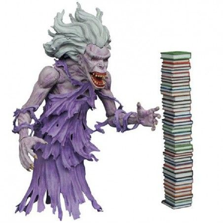 GHOSTBUSTERS SERIES 5 - LIBRARY GHOST ACTION FIGURE