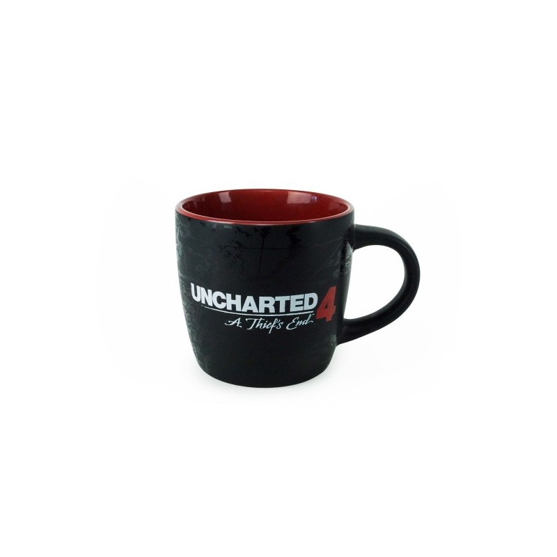 UNCHARTED 4 MUG TAZZA IN CERAMICA