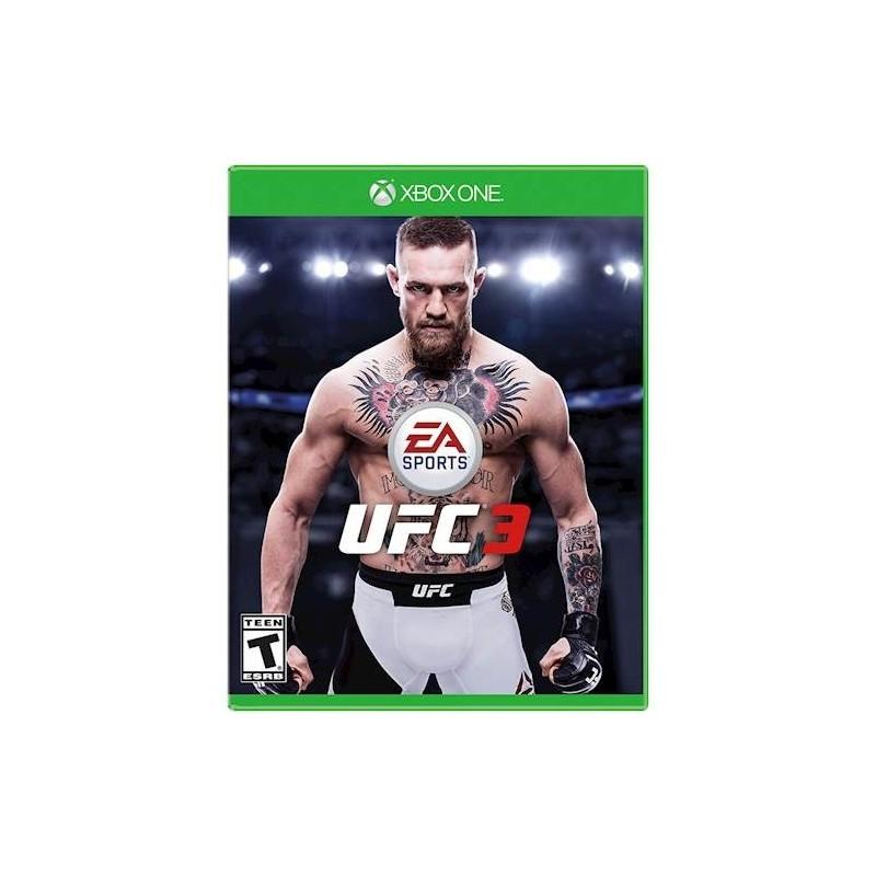 EA SPORTS UFC 3 XBOXONE NUOVO ITALIANO