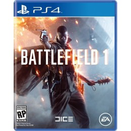 BATTLEFIELD 1 PS4 PLAYSTATION 4 USATO ITALIANO