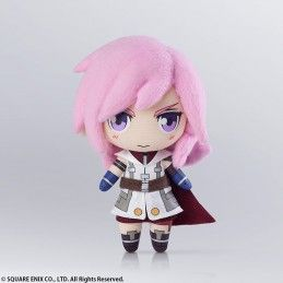 PUPAZZO PELUCHE PLUSH FINAL FANTASY 13 LIGHTNING 14CM