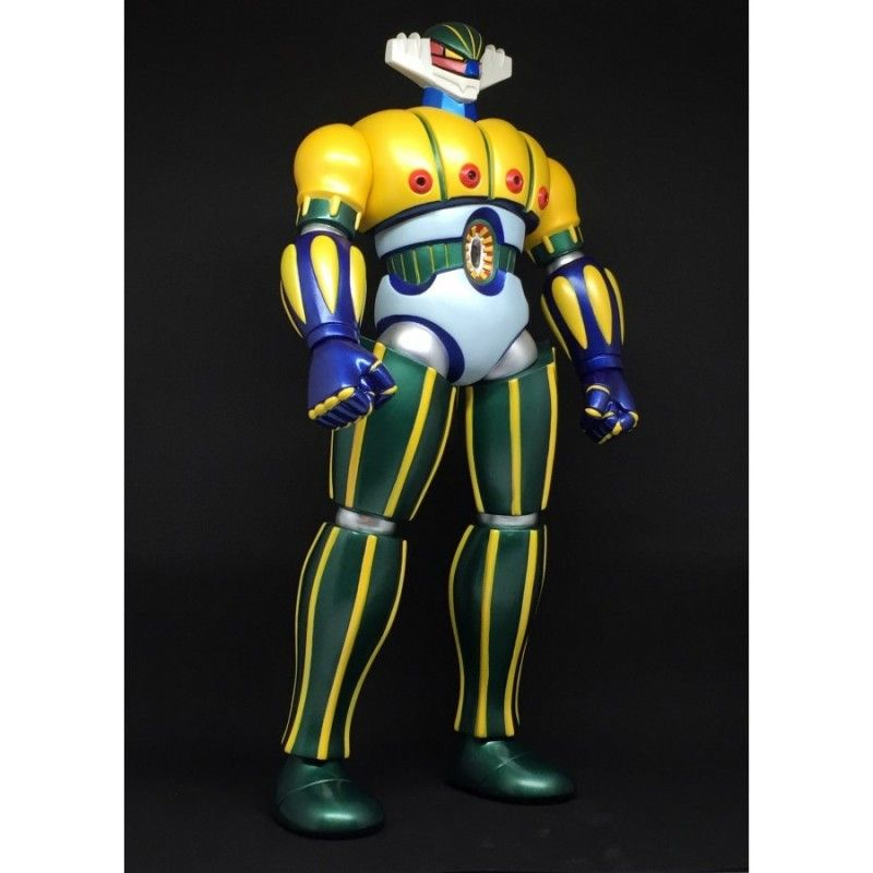 HIGH DREAM KOTETSU JEEG VINYL 40 CM ANIME METAL COLOR ACTION FIGURE