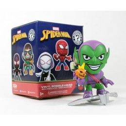 FUNKO FUNKO SPIDER-MAN VINYL BOBBLE HEAD MISTERY MINIS - GOBLIN ACTION FIGURE