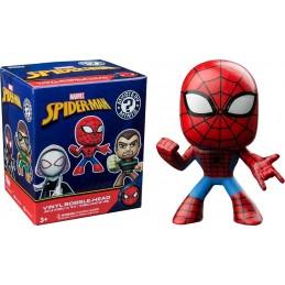 FUNKO SPIDER-MAN VINYL BOBBLE HEAD MISTERY MINIS - SPIDER-MAN ACTION FIGURE