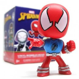 FUNKO SPIDER-MAN VINYL BOBBLE HEAD MISTERY MINIS - SCARLET SPIDER ACTION FIGURE
