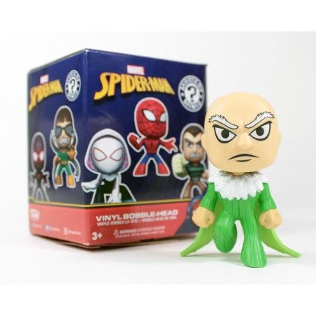 FUNKO SPIDER-MAN VINYL BOBBLE HEAD MISTERY MINIS - VULTURE ACTION FIGURE