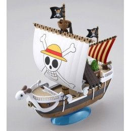BANDAI ONE PIECE GRAND SHIP COLLECTION GOING MERRY MODEL KIT