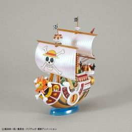 ONE PIECE GRAND SHIP COLLECTION THOUSAND SUNNY 20TH ANNIVERSARY MODEL KIT BANDAI
