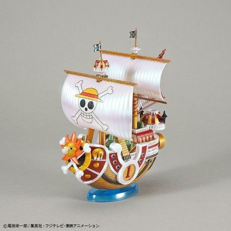 ONE PIECE GRAND SHIP COLLECTION THOUSAND SUNNY 20TH ANNIVERSARY MODEL KIT