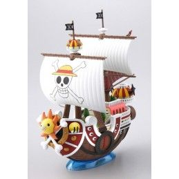 ONE PIECE GRAND SHIP COLLECTION THOUSAND SUNNY MODEL KIT BANDAI