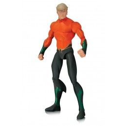DC COMICS THRONE OF ATLANTIS - AQUAMAN ACTION FIGURE DC COLLECTIBLES