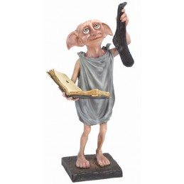 NOBLE COLLECTIONS HARRY POTTER DOBBY SCULPTURE 24CM STATUA
