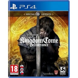 KIGDOM COME DELIVERANCE SPECIAL EDITION PS4 NUOVO ITALIANO