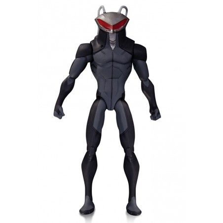 DC COMICS THRONE OF ATLANTIS - BLACK MANTA ACTION FIGURE