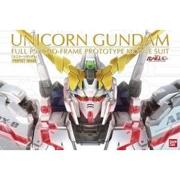 BANDAI PERFECT GRADE PG GUNDAM UNICORN RX-0 1/60 MODEL KIT