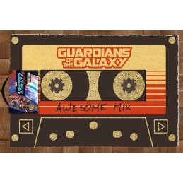 PYRAMID INTERNATIONAL GUARDIANS OF THE GALAXY TAPE DOORMAT ZERBINO 40X60CM