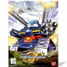 LEGEND BB GUNDAM RX-75 GUNTANK 10 CM MODEL KIT ACTION FIGURE