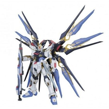 PERFECT GRADE PG GUNDAM STRIKE FREEDOM 1/60 MODEL KIT FIGURE