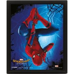 SPIDER-MAN HOMECOMING LENTICULAR 3D POSTER 25X20CM PYRAMID INTERNATIONAL