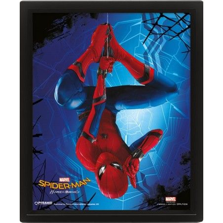 SPIDER-MAN HOMECOMING LENTICULAR 3D POSTER 25X20CM