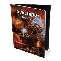 DUNGEONS AND DRAGONS 5 EDIZIONE MANUALE DEL GIOCATORE ITALIANO ASMODEE
