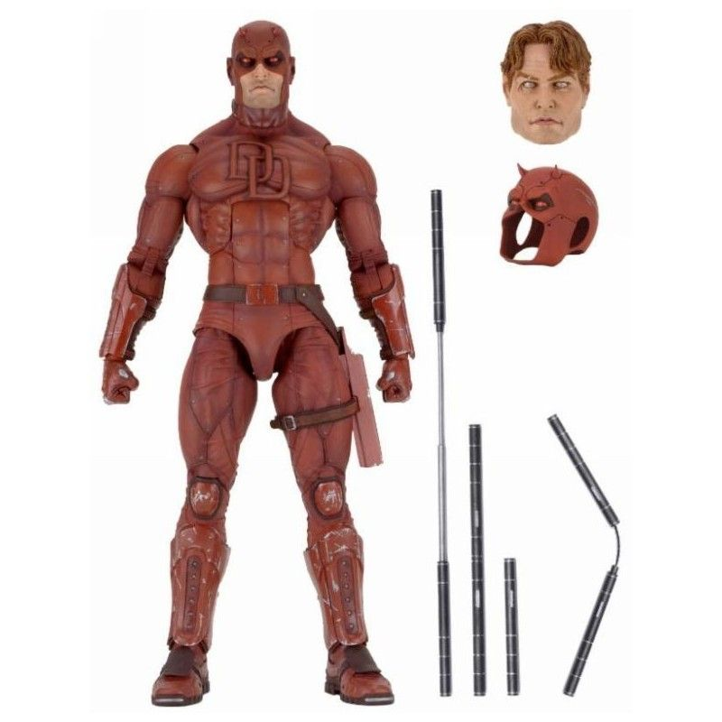 MARVEL CLASSIC DAREDEVIL 45CM SUPER POSEABLE 1/4 ACTION FIGURE