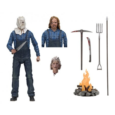 FRIDAY THE 13TH - ULTIMATE JASON PART 2 DELUXE ACTION FIGURE
