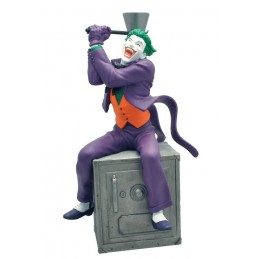 DC COMICS THE JOKER BANK SALVADANAIO FIGURE PLASTOY