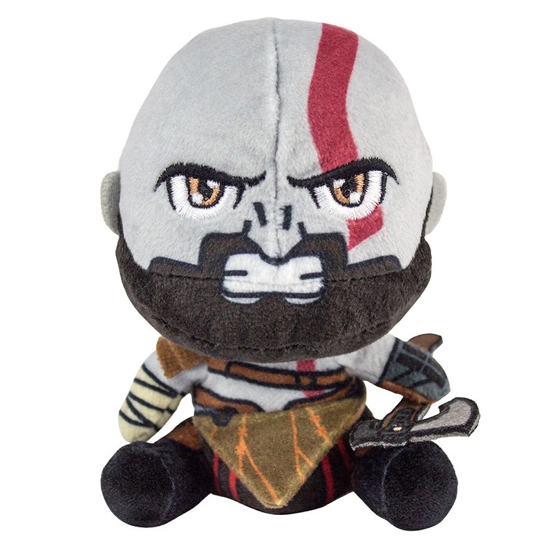 GOD OF WAR KRATOS PUPAZZO PELUCHE PLUSH 20CM FIGURE